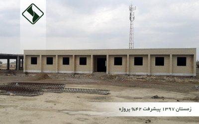 دبیرستان دخترانه ارغوان شهسواریان (در حال ساخت)
